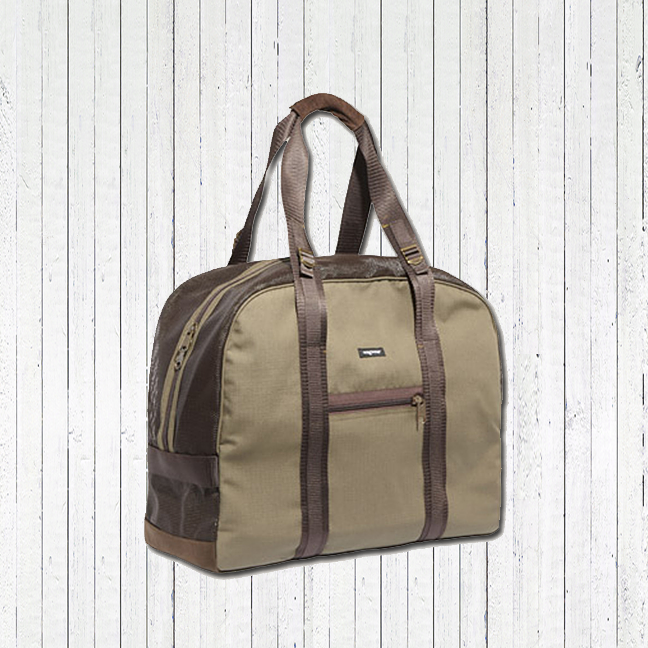 Cotton Duffle ToteCarrier